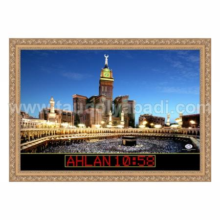 MQ-BFL MAKKAH CLOCK TOWER A